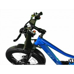 ION Dually  - Dual Motor Electric Fat Tire Mountain Bike