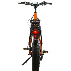 ION Trail Scout Electric Fat Tire Mountain Bike