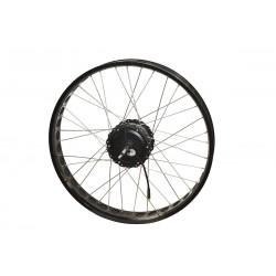 Dually Fat Bike Front Wheel...