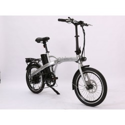 Ion Compact Folding Electric  Bike. Stylish, Functional and Fun!
